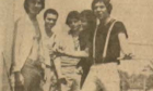 """Grupo """"Nóis Num Liga"""", do Miguelzinho, surgiu em 83"""