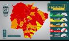 Dourados e maioria das cidades de MS voltam para bandeira vermelha
