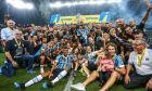 Grêmio vence o Inter nos pênaltis e fica com título do Gauchão