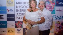 Sandra Oliveira e Nélida Capilé