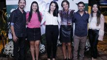 Equipe de Marketing e Comercial da Corpal Incorporadora: Pablo, Fabielle, Thaise, Andreia, Henrique e Crislaine