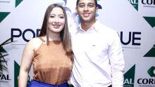 Gabriela Castro e Guilherme Gandine