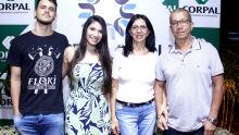 Nilza Nonato e família