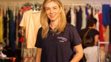 Jaqueline Dierings, uma das responsáveis pelo setor feminino