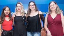 Gabe Sayuri, Camila Camioli, Maryleide e Lígia Camioli