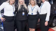 Andreia Rodrigues, Tatiane Zimmermann, Ana Caroline Gonçalves da Silva, Lucia Thomaz Tavares