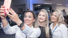 Andreia Rodrigues, Tatiane Zimmermann, Ana Caroline Gonçalves da Silva