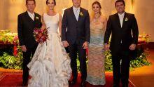 José Carlos Mendes, Fernanda e Cae, Mayne Morando e Bruno Morando