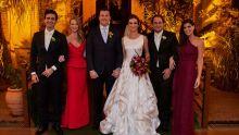 Eduardo Silva, Sylvia Schwartz, Cae e Fernanda, Murilo de Barros e Letícia de Barros