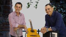 """Dupla douradense Mazinho e Luciano reconhecidos nacionalmente com a música """"Sai da toca tatu"""""""