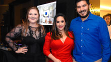 Mariana, Marcela Sperotto e Fernando