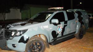 Criminosos armados tentam roubar policial militar de folga em Três Lagoas e um deles acaba morto