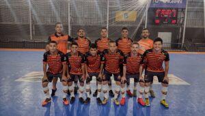 Futsal começa com goleada nos Jogos Abertos de Dourados