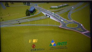 Obras de viaduto na BR-163 começam mês que vem e vão até junho