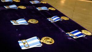 Solenidade agracia quatro Militares do 3º Batalhão de Dourados