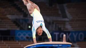 CBG convoca seleção para Mundial de ginástica artística em Kitakyushu