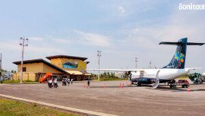 Espaço aéreo da Capital é fechado devido a queda de aeronave militar e voo é desviado para Bonito