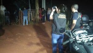 Duplo homicídio na Sitioca Campo Belo