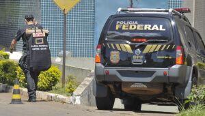 Operação da PF prende suspeitos de golpes via whatsapp em MS