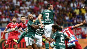 Palmeiras vence e se classifica para a semifinal da Copa do Brasil
