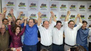 MDB anuncia Junior Mochi como candidato ao Governo do Estado