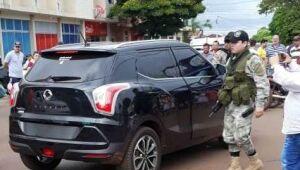 Contabilista brasileira que estava grávida é executada a tiros de pistola em Pedro Juan Caballero