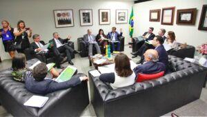 Sem duplicação da BR-163 pela concessionária, governador pede apoio em Brasília