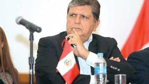 Peru confirma morte do ex-presidente Alan García