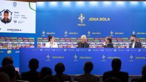 Pia Sundhage anuncia primeira convocação da Seleção Brasileira Feminina
