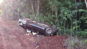 Douradense morre em grave acidente em Foz do Iguaçu