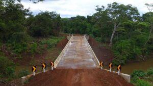 Empresa assina contrato de R$ 6,1 mi para obras da ponte sobre o Rio Dourados
