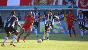 Clássico Comerário reabre o Campeonato Sul-Mato-Grossense de Futebol 2020 após oito meses