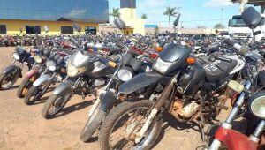 Pátio Zero: Detran-MS abre três leilões com mais de 700 motocicletas em dezembro