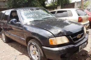 Policiais civis apreendem veículo negociado em compra de terreno utilizado para golpe