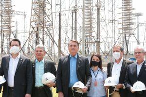 Governo lança revitalização do sistema de alta tensão de Furnas