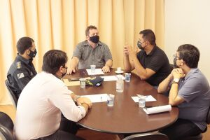 Comandante do 3º BPM pede doação de área que abriga sede da PMA