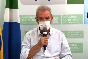Secretário de Saúde Geraldo Resende tem celular clonado e faz alerta