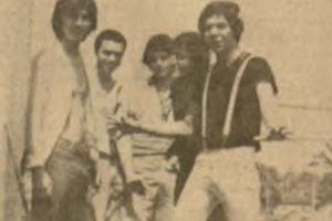 Grupo Nóis Num Liga, do Miguelzinho, surgiu em 83