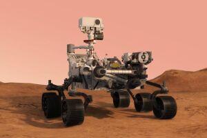 Robô Perseverance pousa hoje em Marte, na busca por sinais de vida