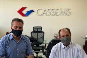 Na ALEMS, Zé Teixeira parabeniza Cassems por seus 20 anos