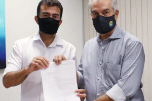 Reinaldo atendeMarçale prepara auxílio emergencial em MS