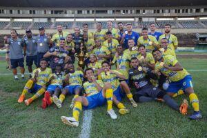 Time douradense estreia campeonato estadual com vitória