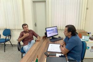Marçal intervém e reforma de ginásio depende de projeto da prefeitura