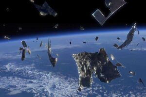 Lixo espacial pode estar deixando o céu mais brilhante, afirmam astrônomos
