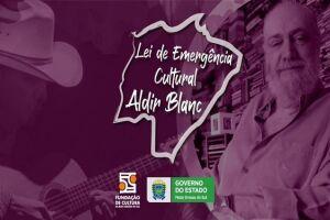 Contemplados em editais da Lei Aldir Blanc receberão cachê de R$ 16 mil para apresentação virtual