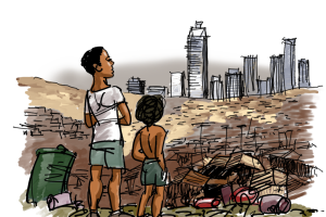 Pandemia expõe desigualdades sociais