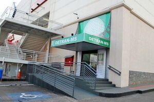 Tiradentes: Detran-MS não terá expediente nesta quarta-feira de feriado