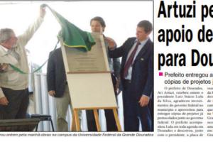 Década de 2000: a chegada da UFGD
