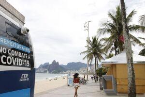 Rio de Janeiro prorroga medidas restritivas até 27 de abril