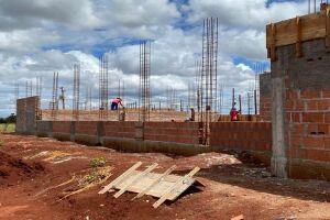 Nova sede do DOF está com 30% das obras executadas e deve ser entregue antes do prazo previsto